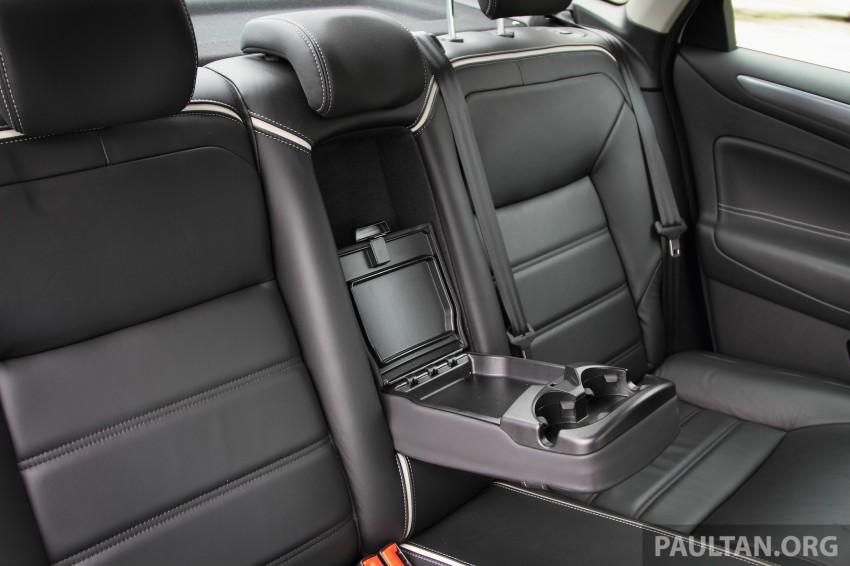 Euro D-segment comparo: Peugeot 508 GT HDi vs Ford Mondeo Ecoboost, diesel vs petrol Image #204271