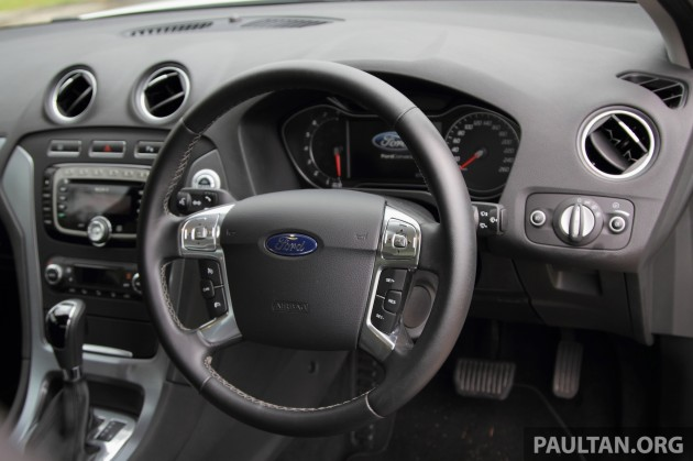Ford Mondeo 35
