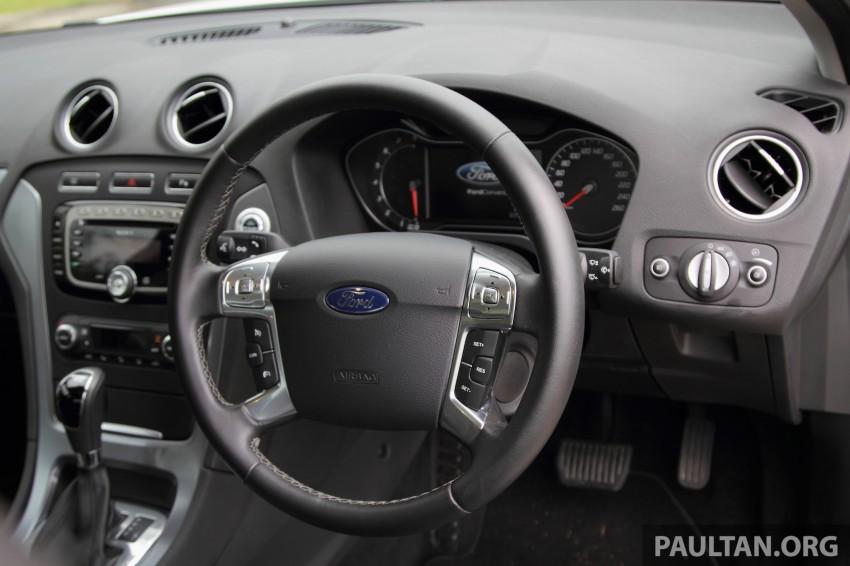Euro D-segment comparo: Peugeot 508 GT HDi vs Ford Mondeo Ecoboost, diesel vs petrol Image #204274