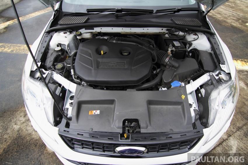 Euro D-segment comparo: Peugeot 508 GT HDi vs Ford Mondeo Ecoboost, diesel vs petrol Image #204276