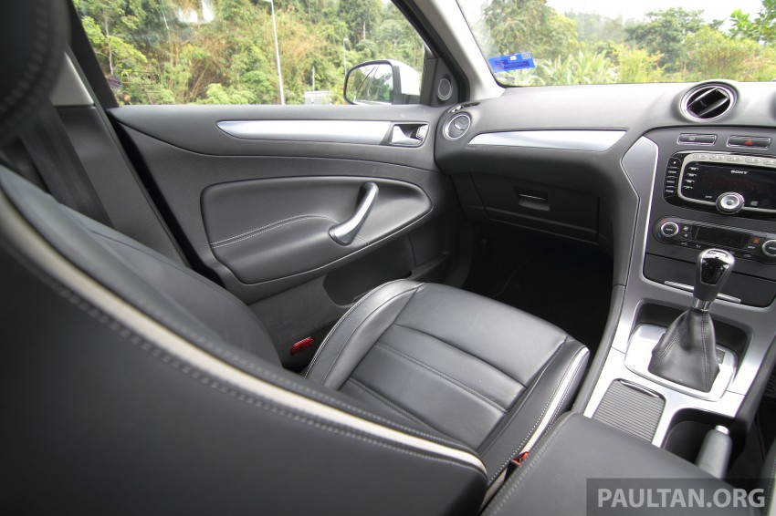 Euro D-segment comparo: Peugeot 508 GT HDi vs Ford Mondeo Ecoboost, diesel vs petrol Image #204277