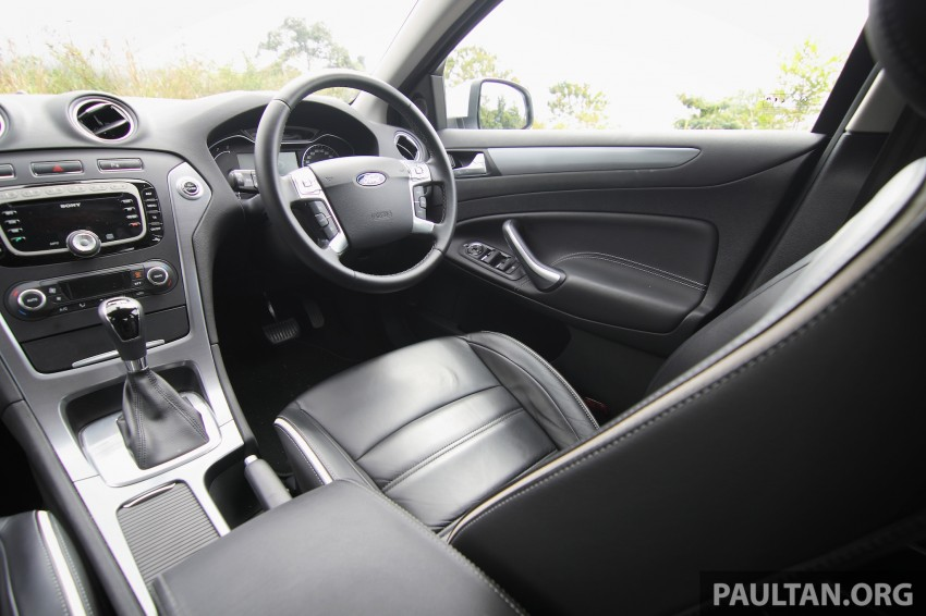 Euro D-segment comparo: Peugeot 508 GT HDi vs Ford Mondeo Ecoboost, diesel vs petrol Image #204278