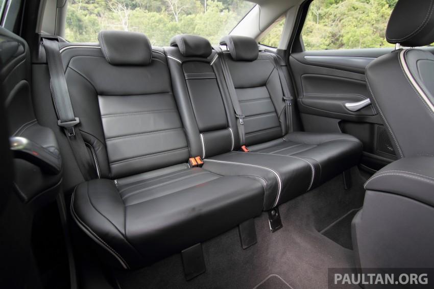 Euro D-segment comparo: Peugeot 508 GT HDi vs Ford Mondeo Ecoboost, diesel vs petrol Image #204283