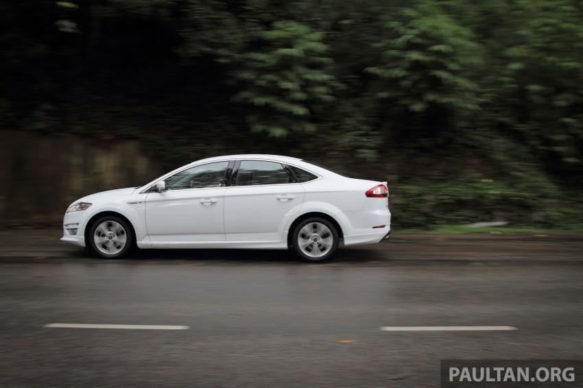 Euro D-segment comparo: Peugeot 508 GT HDi vs Ford Mondeo Ecoboost, diesel vs petrol Image #204296