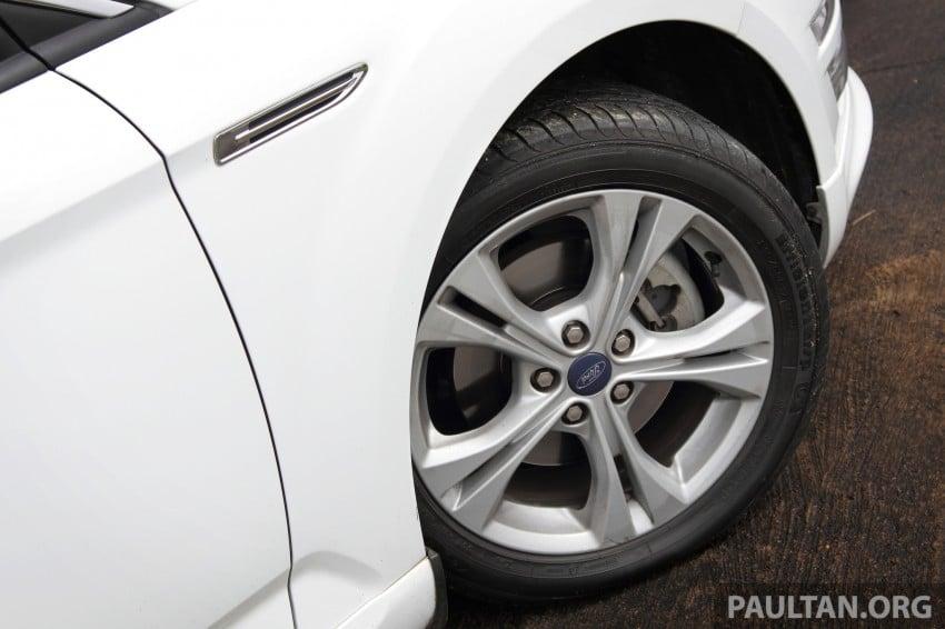 Euro D-segment comparo: Peugeot 508 GT HDi vs Ford Mondeo Ecoboost, diesel vs petrol Image #204246