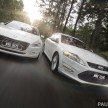 Ford Mondeo vs Peugeot 508 10