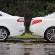 Ford Mondeo vs Peugeot 508 4