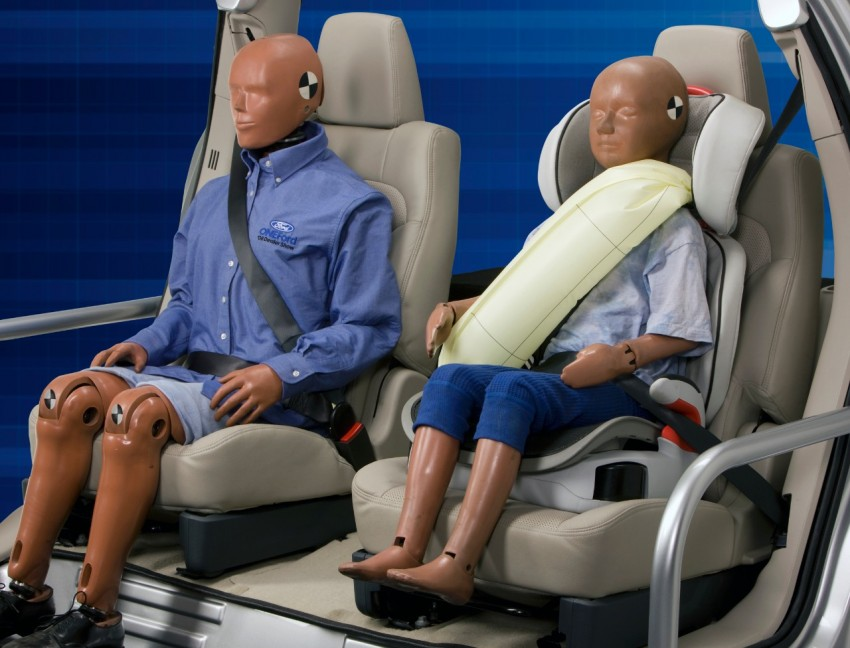 AD: Safety, the core of Ford's product development Image #205907