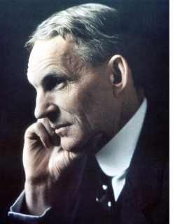 Henry Ford profile
