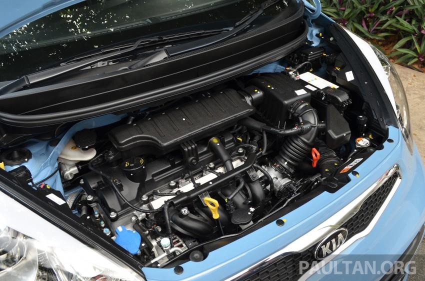 DRIVEN: Kia Picanto 1.2L Automatic and Manual Image #205141