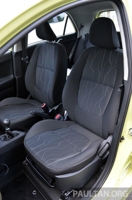 DRIVEN: Kia Picanto 1.2L Automatic and Manual Image #205143
