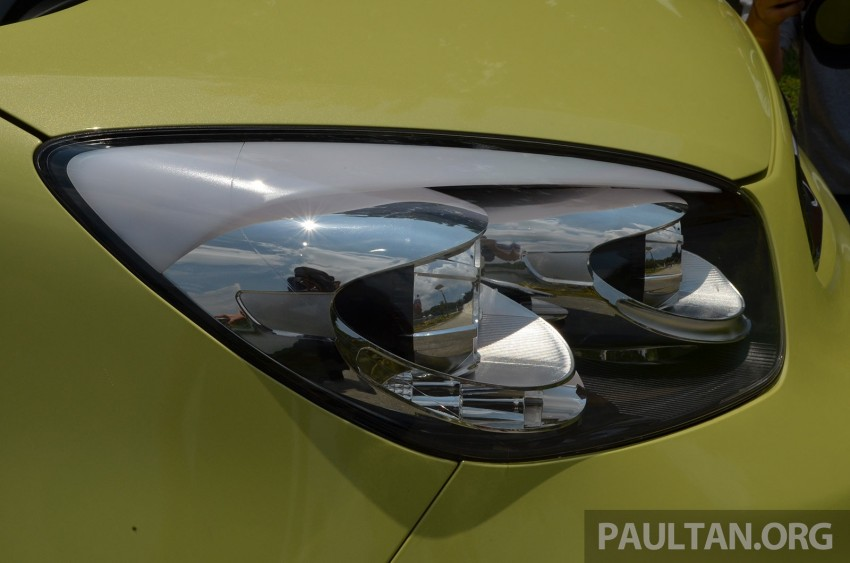 DRIVEN: Kia Picanto 1.2L Automatic and Manual Image #205152