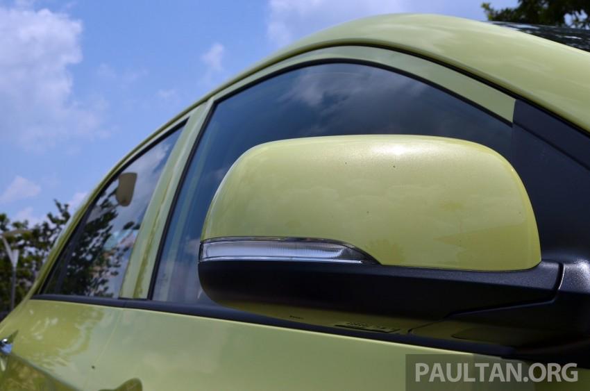 DRIVEN: Kia Picanto 1.2L Automatic and Manual Image #205153