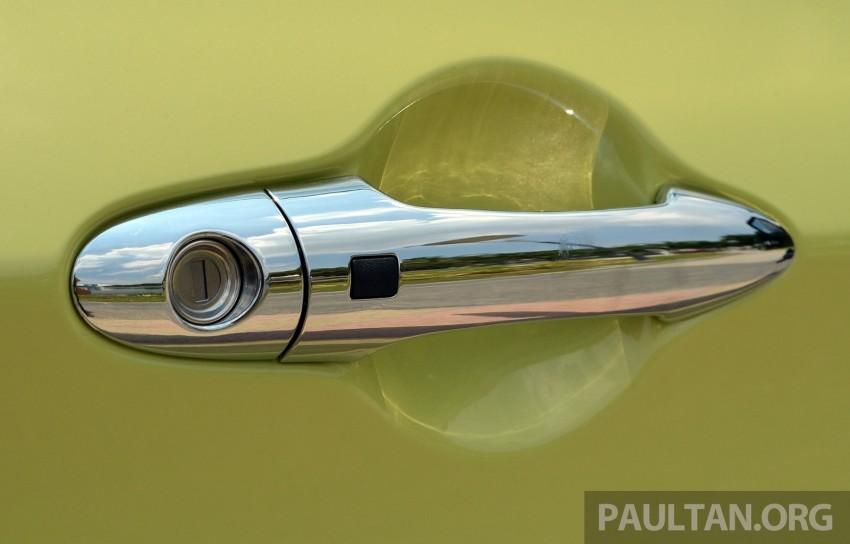 DRIVEN: Kia Picanto 1.2L Automatic and Manual Image #205154