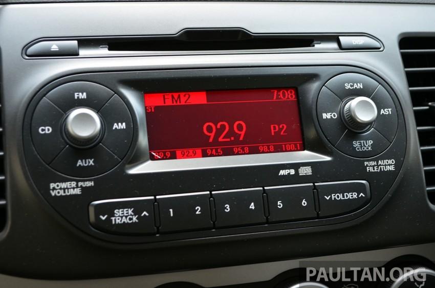 DRIVEN: Kia Picanto 1.2L Automatic and Manual Image #205129