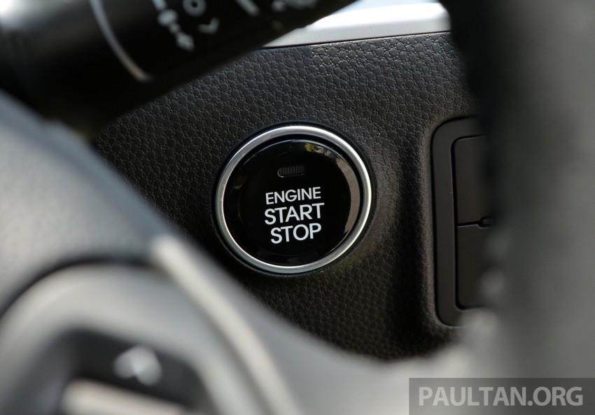DRIVEN: Kia Picanto 1.2L Automatic and Manual Image #205157