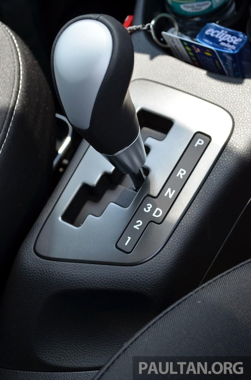 DRIVEN: Kia Picanto 1.2L Automatic and Manual Image #205159