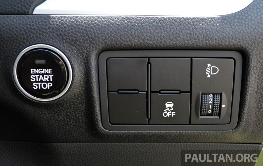 DRIVEN: Kia Picanto 1.2L Automatic and Manual Image #205161