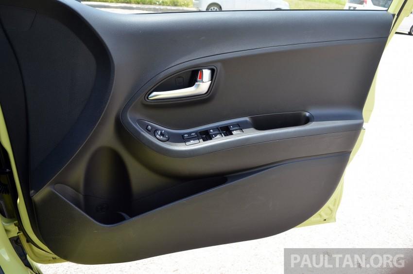 DRIVEN: Kia Picanto 1.2L Automatic and Manual Image #205162