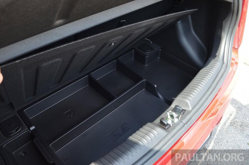 DRIVEN: Kia Picanto 1.2L Automatic and Manual Image #205164