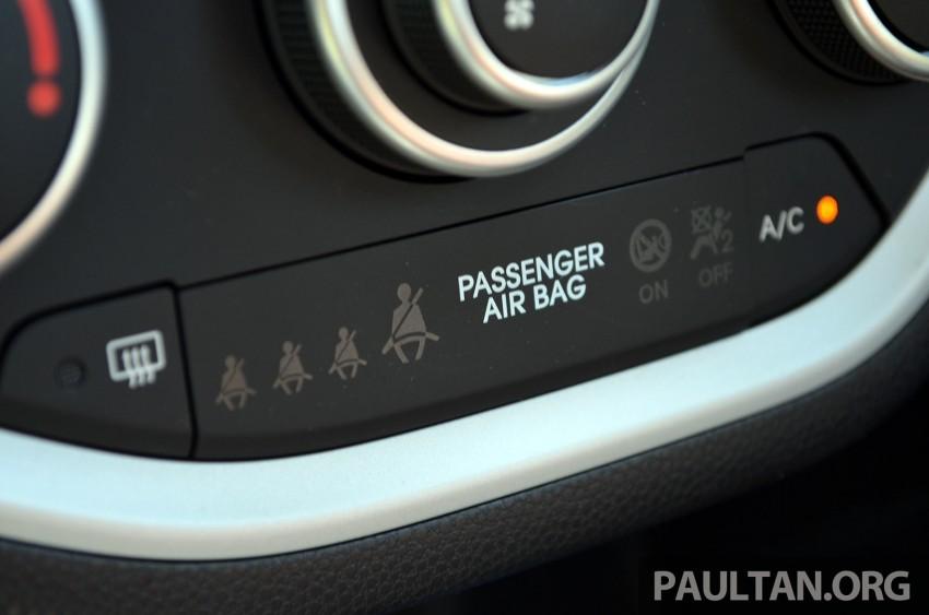 DRIVEN: Kia Picanto 1.2L Automatic and Manual Image #205130