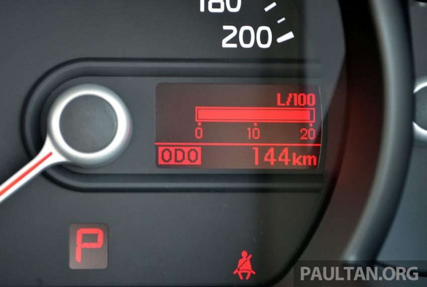 DRIVEN: Kia Picanto 1.2L Automatic and Manual Image #205169