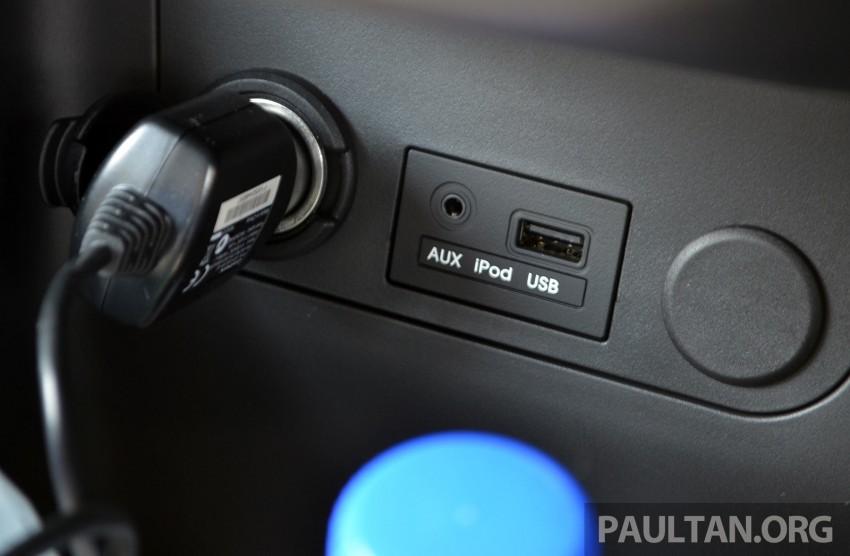 DRIVEN: Kia Picanto 1.2L Automatic and Manual Image #205170
