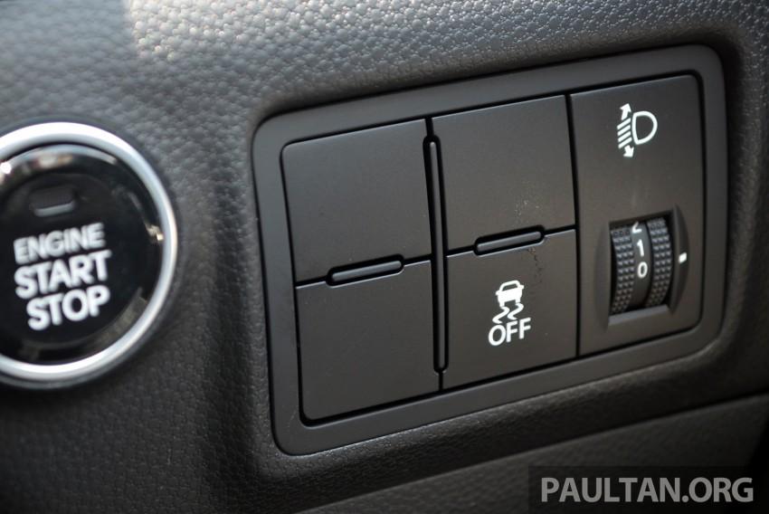 DRIVEN: Kia Picanto 1.2L Automatic and Manual Image #205175