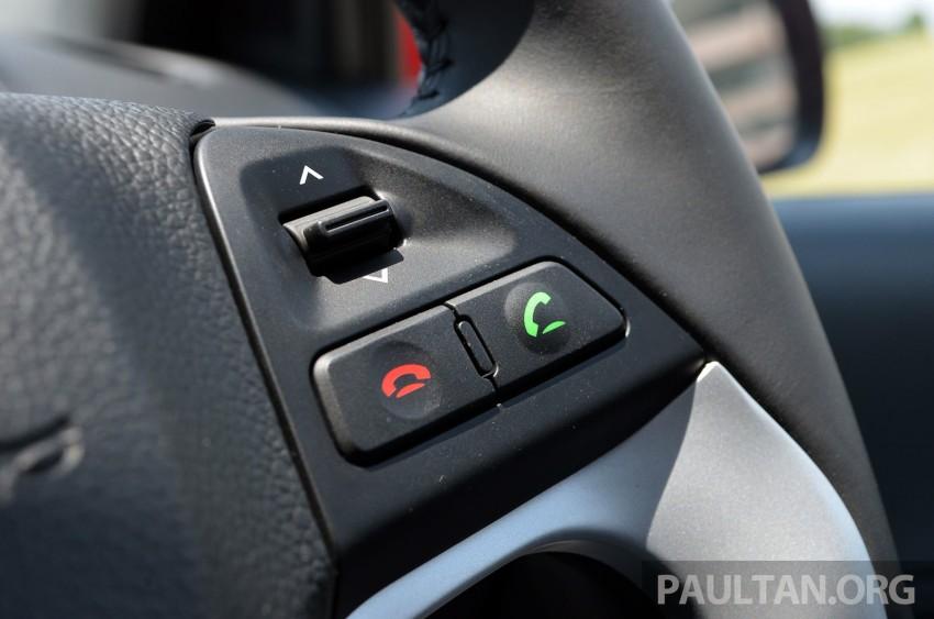 DRIVEN: Kia Picanto 1.2L Automatic and Manual Image #205176