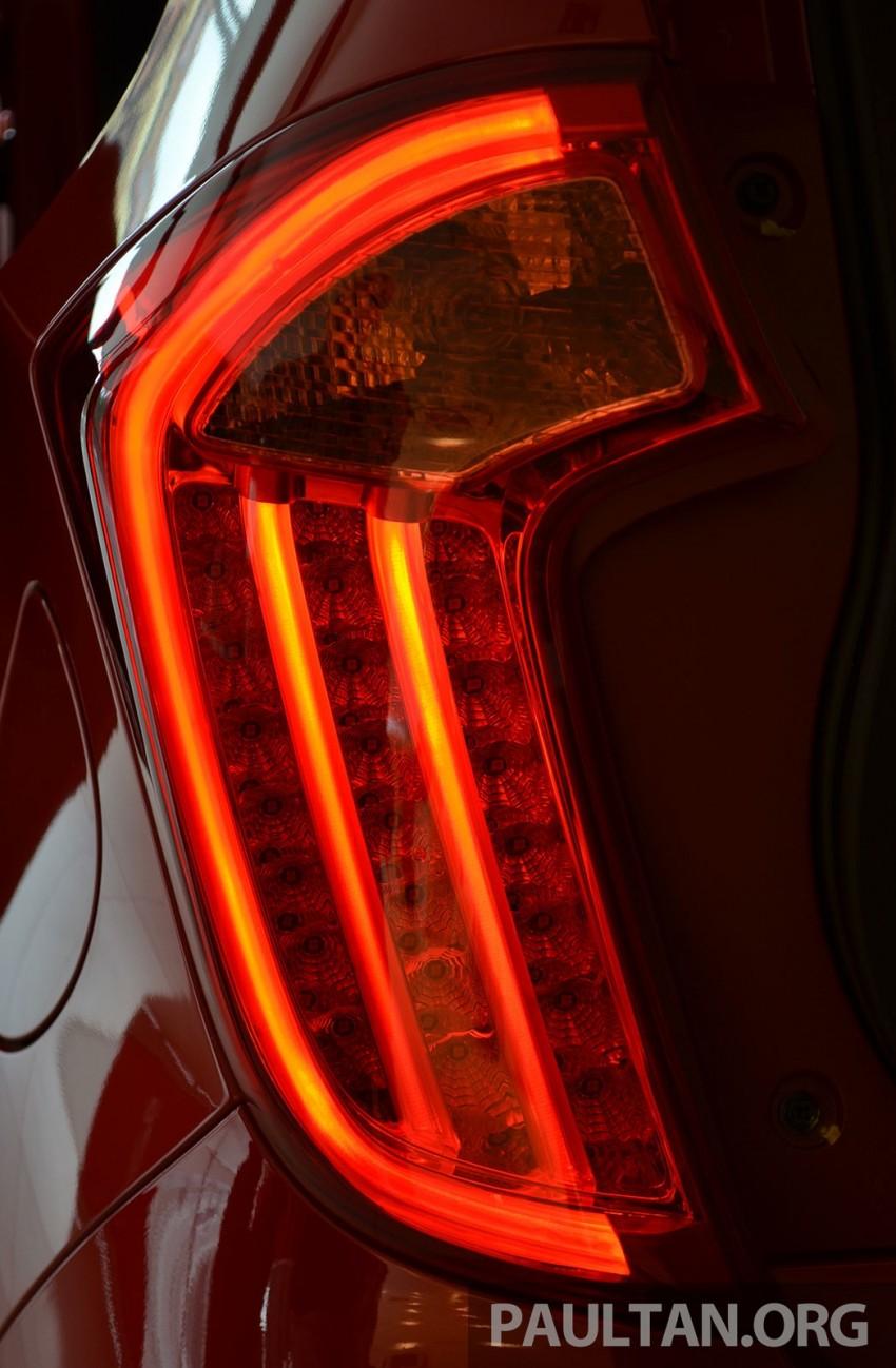 DRIVEN: Kia Picanto 1.2L Automatic and Manual Image #205181
