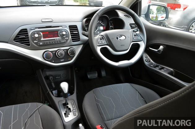 Driven New Kia Picanto 1 2l Tested In Malaysia