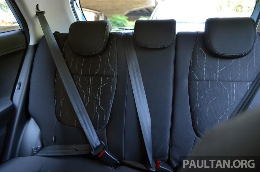 DRIVEN: Kia Picanto 1.2L Automatic and Manual Image #205134