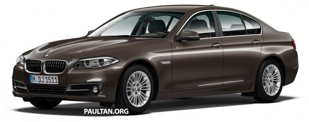 MALAYSIA-BMW-520d