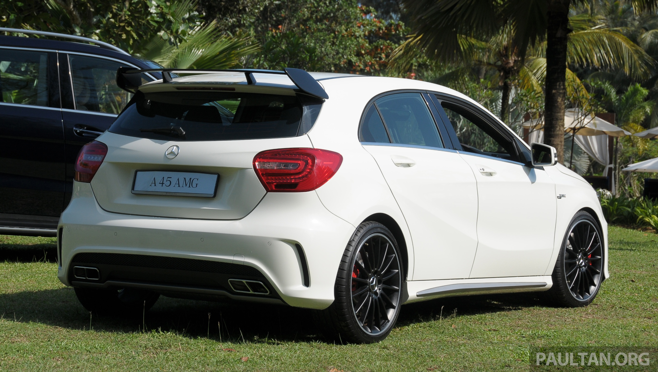 Mercedes-Benz A 45 AMG introduced in Malaysia Paul Tan ...