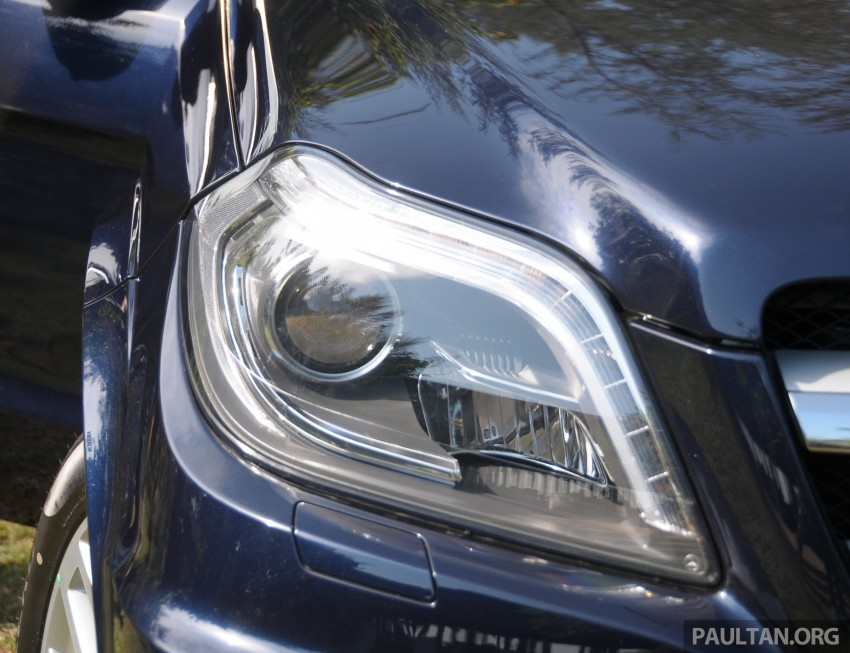 Mercedes-Benz GL 500 launched in Malaysia – RM913k Image #203992