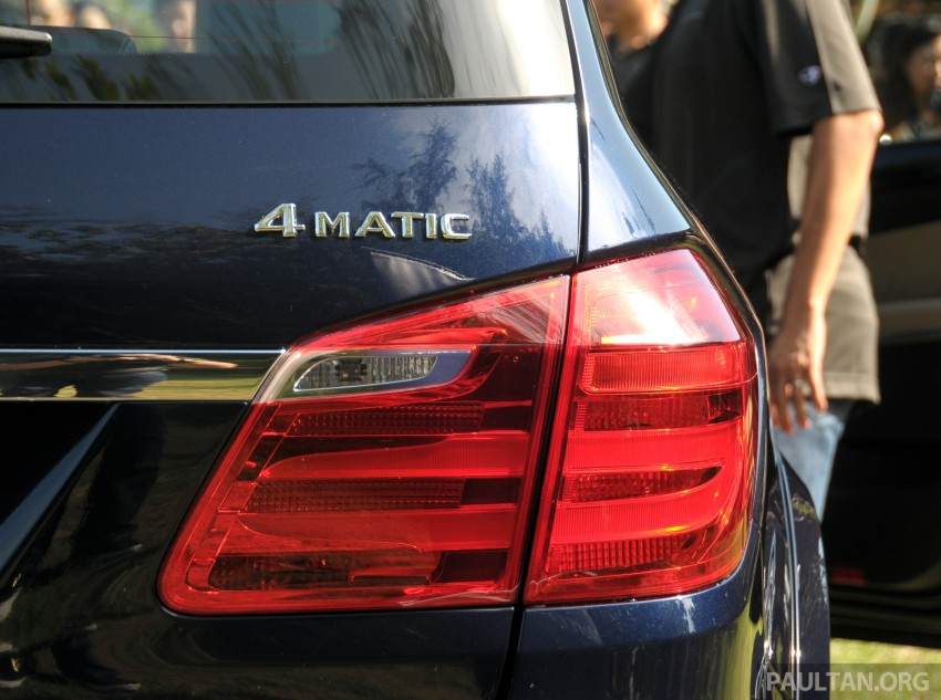 Mercedes-Benz GL 500 launched in Malaysia – RM913k Image #203994