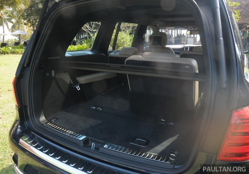 Mercedes-Benz GL 500 launched in Malaysia – RM913k Image #204005