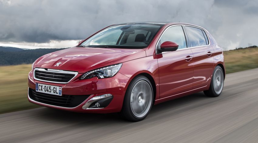 2014 Peugeot 308 to feature new engine line-up Image #203127