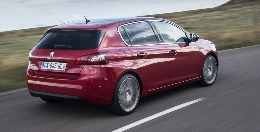 2014 Peugeot 308 to feature new engine line-up Image #203123