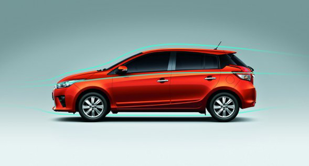 New Toyota Yaris Vios Hatchback Debuts In Thailand Image