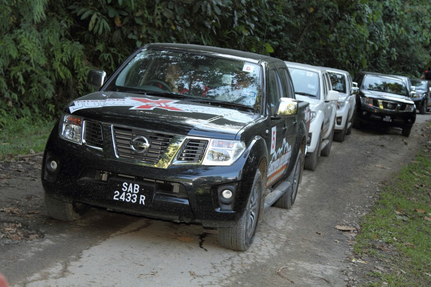 Nissan Navara 4WD LE and SE updated, from RM95k Image #206175