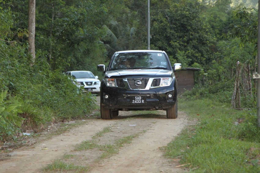 Nissan Navara 4WD LE and SE updated, from RM95k Image #206181
