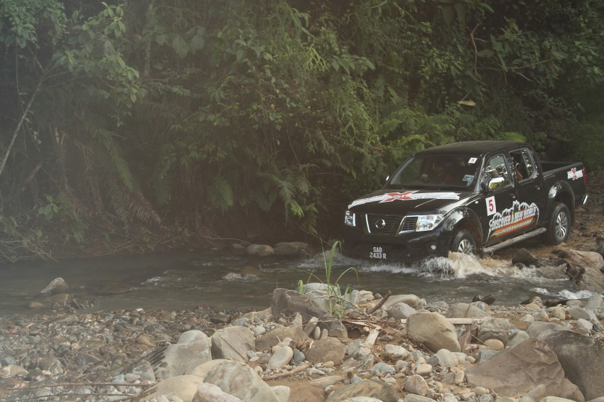 Nissan Navara 4WD LE and SE updated, from RM95k Image #206185