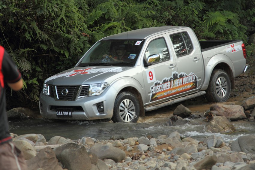 Nissan Navara 4WD LE and SE updated, from RM95k Image #206186