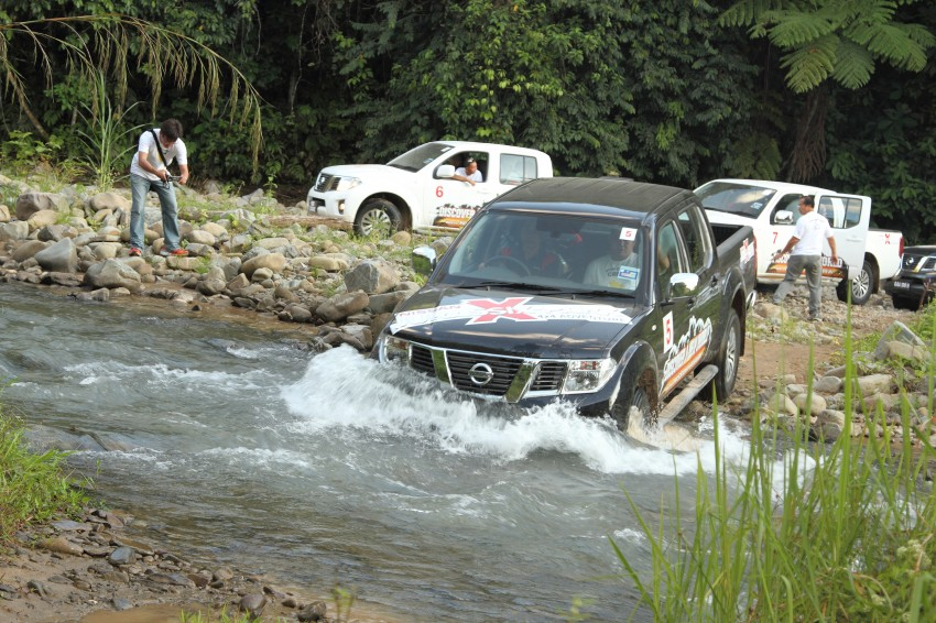 Nissan Navara 4WD LE and SE updated, from RM95k Image #206187