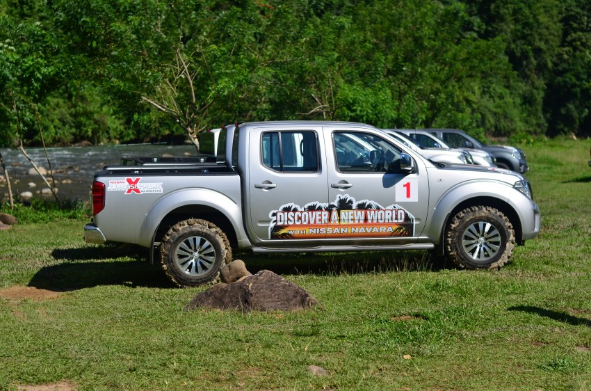 Nissan Navara 4WD LE and SE updated, from RM95k Image #206191