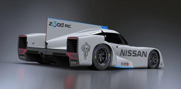 Nissan ZEOD RC-06