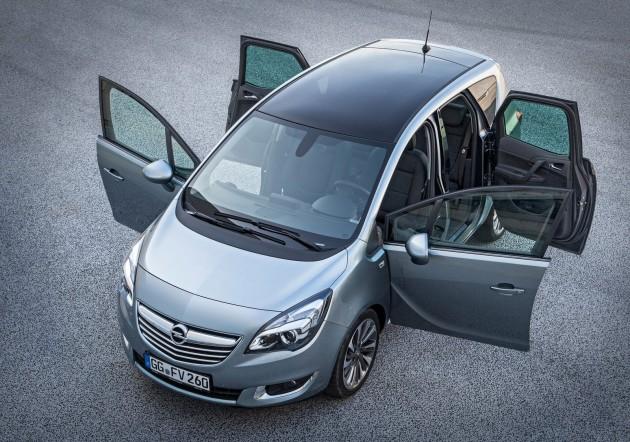 Opel Meriva FL-06