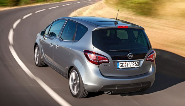 Opel Meriva FL-10