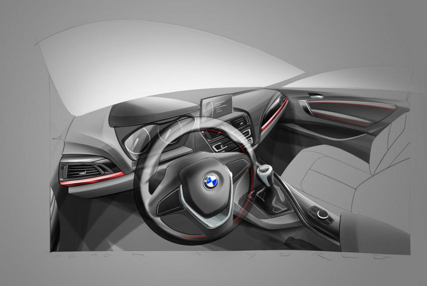 New BMW 2 Series Coupe and M235i unveiled in full Image #206508